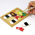 木製お弁当パズル
