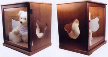 マイベビーベア 専用木製ケース