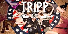 NYȯ��PUNKY��å��ƥ����Ȥ�Ϸ�ޥ֥��� Tripp Nyc