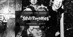 セックスピストルズのメンバーや、その取り巻きが着用したことでも知られるSEDITIONARIES(セディショナリーズ)の