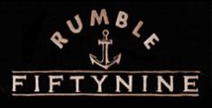 Rumble59 ドイツ発のロカビリー&ブルース ブランド。
