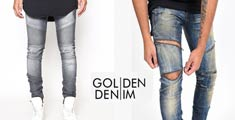 ��Golden Denim�ۥ�����ǥ�ǥ˥� �ⴶ�٤�TREND���������������뤬¿���λٻ�����ơ� �����ƥ����ȤˤⰦ�Ѥ���STREET BRAND���ϰ̤��Ω���Ƥ��ޤ���
