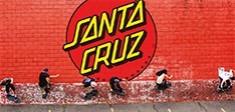 SANTA CRUZ(サンタクルーズ) 1973年カリフォルニアはサンタクルーズにて発足し深い歴史を誇るスケートカンパニー