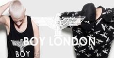 ロンドン発、あの伝説のブランド BOY LONDON(ボーイロンドン)が復活