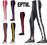 eptm トラックパンツ 裾ジップ スウェットパンツ スエットパンツ