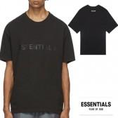fog essential(エッセンシャルズ)Fear of God (フィアオブゴッド)tシャツ ブラック