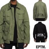 EPTM エピトミ ミリタリージャケット 2カラー アーミージャケット