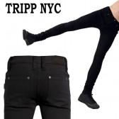 TRIPP NYC(トリップニューヨーク)スリム タイト スキニーパンツ パンク ロック フ...