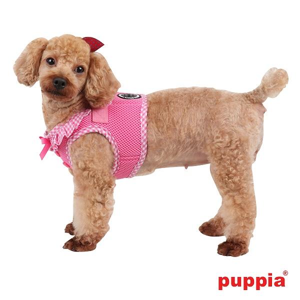 犬用品/ドッググッズ/PUPPIA/パピア/ソフトハーネス