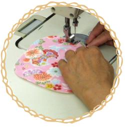 布ナプキン 製法