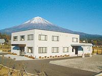 富士山の麓にある富士工場