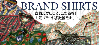 BRAND SHIRTS