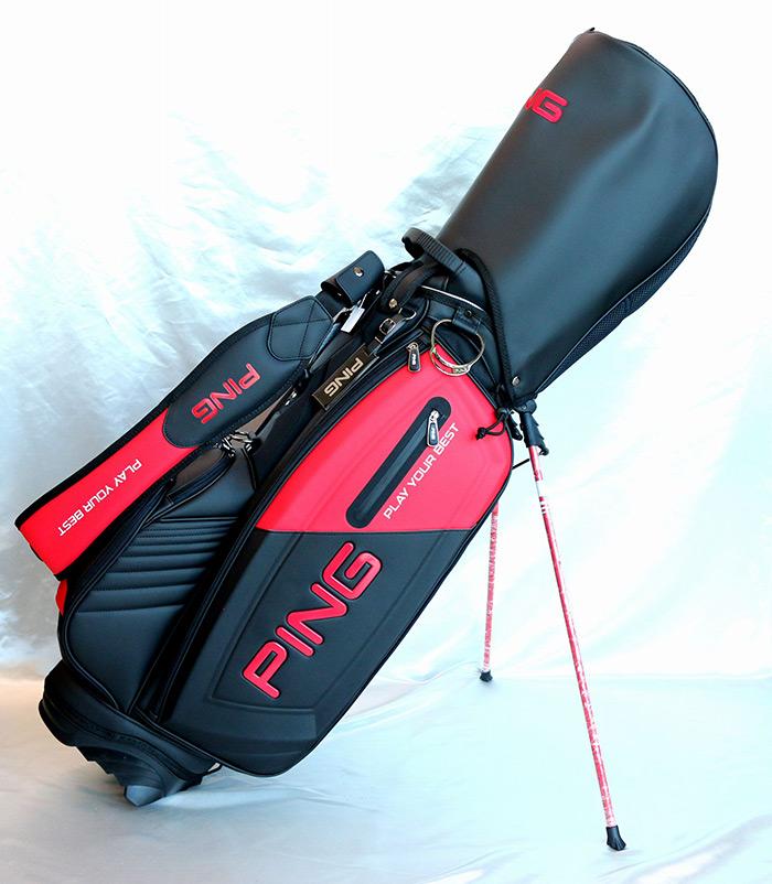 CB-P192ピンPINGゴルフキャディバッグ