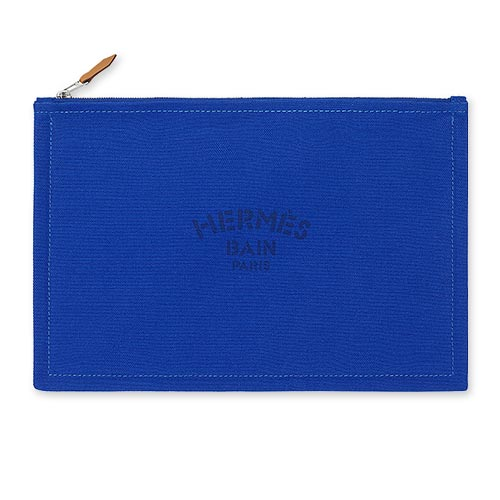 HERMES TROUSSE FLAT GM YACHTING