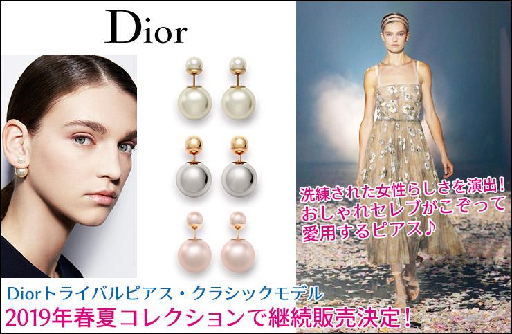 various colors bcce4 d19fb 新品 Dior ディオール トライバルピアス 【日本入手困難 ...