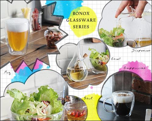 BONOX ガラスウェア