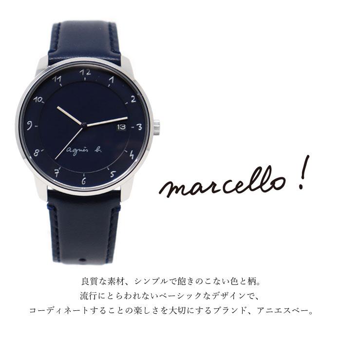 agnes腕時計