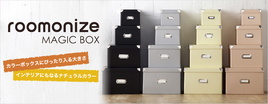 roomonize magic box