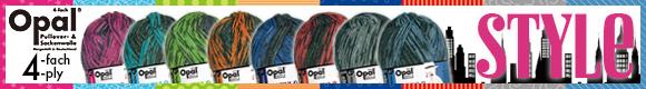 Opal 靴下用毛糸 Safari