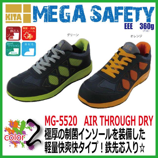 喜多 MG-5520