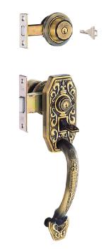 GOAL アンティック錠 GB-49