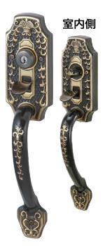 GOAL アンティック錠 GB-54-1