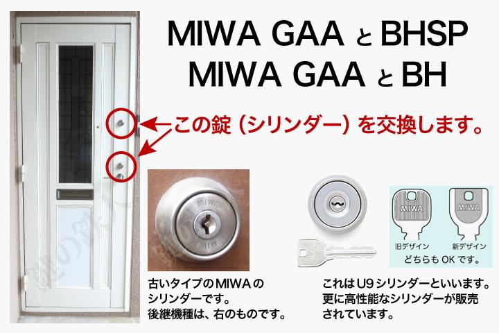 MIWA GAA BHSP