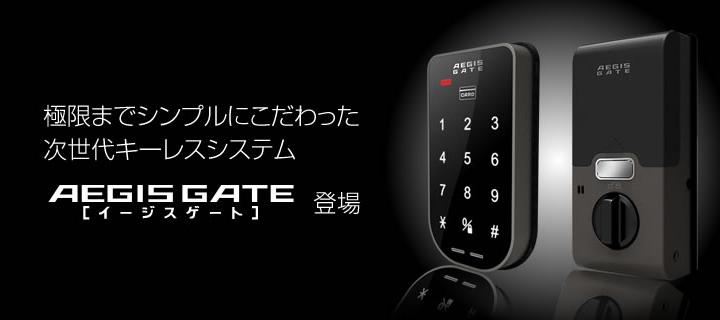 AEGIS_GATE イージスゲート