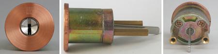 WESTリプレイスシリンダー916-GS600