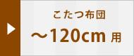 120用布団