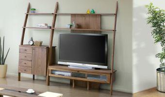 木製インテリア家具シリーズの設置例2