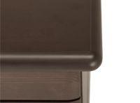商品説明画像(MKV-1675DW:国産役員用両袖デスク)