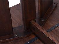 商品説明画像(MKV-2412BT:舟形高級会議テーブル)