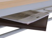商品説明画像(HTF-P-1845:平行スタッキングテーブル 幕板付き)
