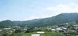 日本一、日照時間が長い山梨県