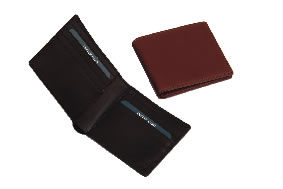 スリム型二つ折財布(No.2283)