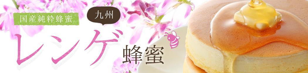 国産九州 レンゲ蜂蜜