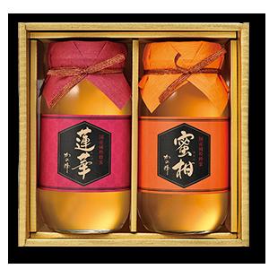 国産蜂蜜1000×2本セット