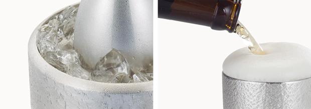 飲み物をおいしくする錫製食器の特徴