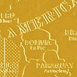 黄金の世界地図