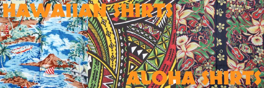 アロハシャツ ハワイアン aloha hawaiian shirts
