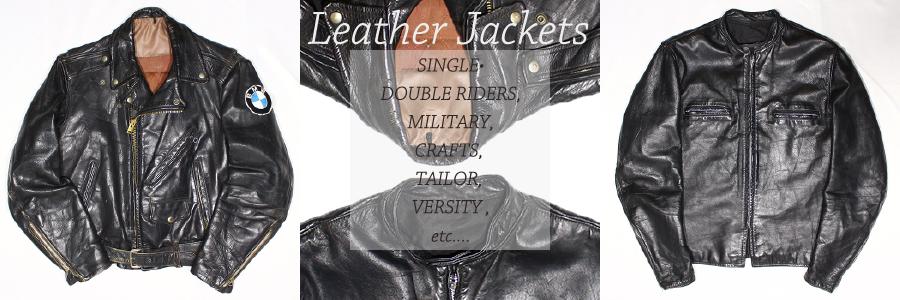 レザージャケット leather jacket ライダース riders