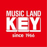 全国5店舗展開の楽器店、ミュージックランド・キー