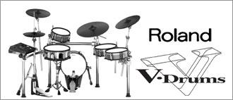 Roland V-Drums!TD-50/TD-25/TD-17/TD-4/TD-1 each SERIES