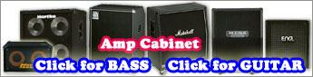 アンプキャビネット特集 - ギター用 & ベース用