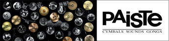 made in Switzerland - PAISTE Cymbals