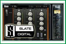 デジタル・サウンドがこれほどまでに良い音になると、かつて誰が知り得たでしょうか?LAのカリスマ・ドラム・サウンド・クリエイターであるスティーヴン・スレートが革新的な新技術と科学に基づいてオーディオ処理における新たな技術の高さを実現したプラグインブランド、Slate Digital