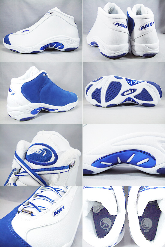AND 1 - Discussion / New Releases [ 2007 Samples pg 17