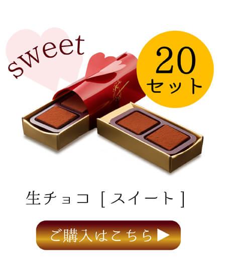 坂井宏行の鉄人生チョコ20個