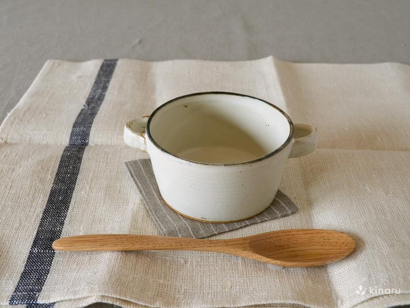 STUDIO M'/スタジオM ブロウ スープカップ 【スタジオm 食器 マグ マグカップ コップ カフェ シンプル オシャレ 国産 日本製】
